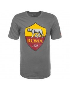 AS ROMA T-SHIRT CREST...