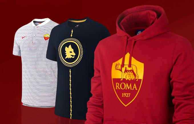 Roma Store   Prodotti ufficiali As Roma   e-romastore.it